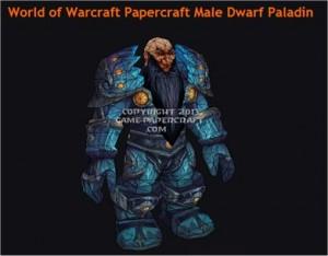wow papercraft
