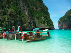Ei;and Thailand