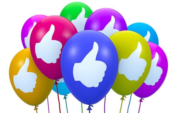facebook-balonnen