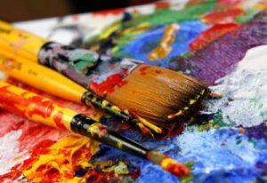 Tips schilderen met acrylverf