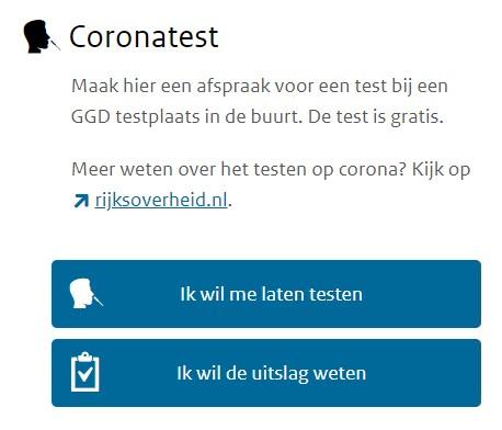 coronatest